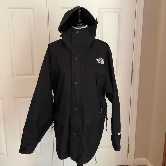 c60476a45 Vintage The North Face Gore Tex Hooded Jacket L